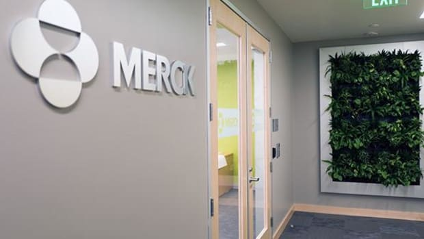 Merck Up on Approval, Teva Sinks on Earnings and Asset Sales: Biotech Movers