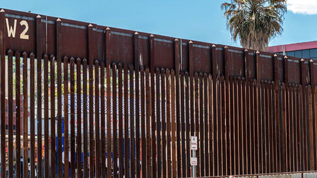 Trump's Border Wall Wins $1.6 Billion Down Payment from House Subcommittee