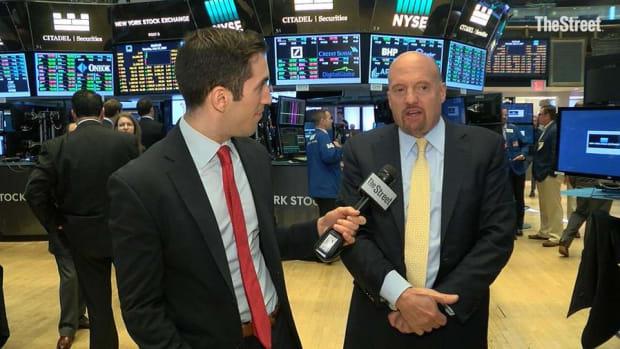 Jim Cramer on Procter & Gamble, Amazon, Blue Apron, Tesla, Apple, BNY Mellon, Netflix, Bank of America and Goldman Sachs