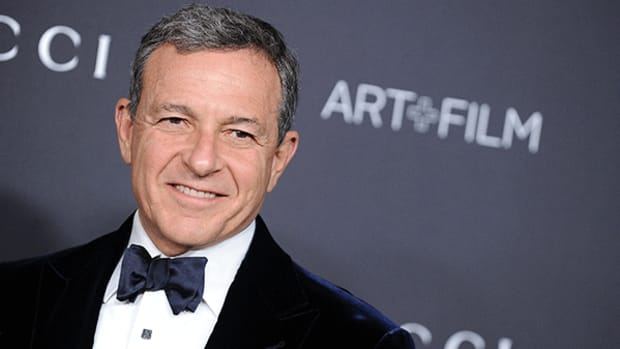 Disney Extends CEO Bob Iger's Contract until 2019