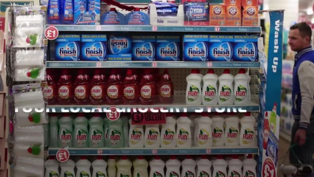 Lysol and Clearasil Are Among the Brand You Didn't Know Reckitt Benckiser Owns