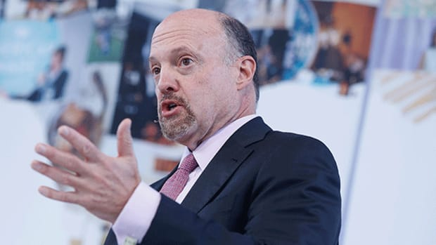 Jim Cramer -- Has Cisco Upped Its Cybersecurity Game?