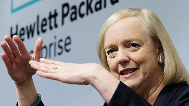 Now Meg Whitman Must Deal With This Wolf Pack at Hewlett Packard Enterprise