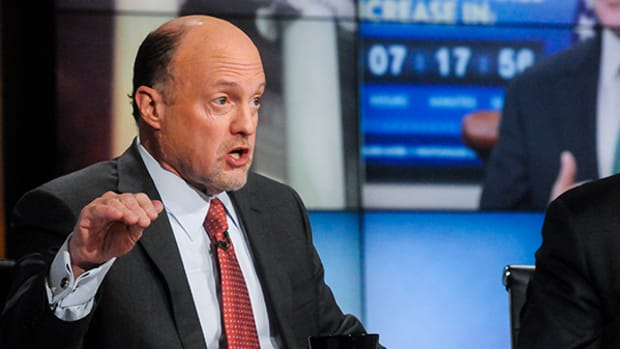 Jim Cramer's 4 Favorite Oil Plays