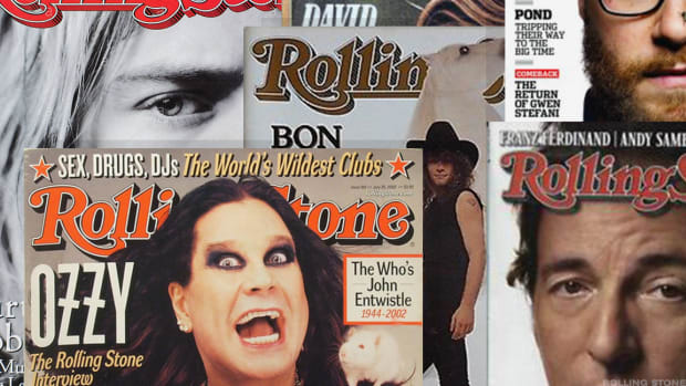 Rolling Stone Magazine Sale Would Be Among Biggest Magazine Deals of All-Time