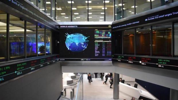 Global Financial News: Investors Focus on Britain's FTSE 100