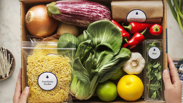 Blue Apron Just Filed to Go Public-- Here's What It's Like Making Meals With It