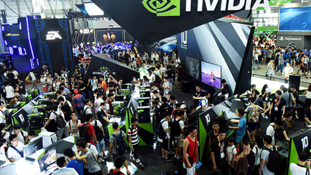 Nvidia Might Be Losing Tesla, But It's Still Firmly in the Driver's Seat