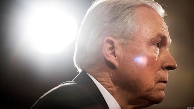 Sessions Calls Collusion Allegations 'Appalling and Detestable Lie'