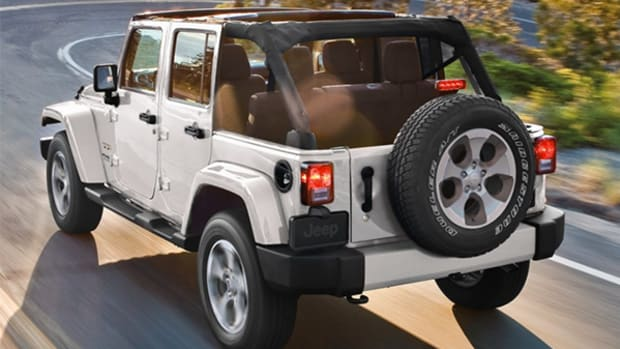 There Has Been a Bizarre Plunge in Jeep Sales in America