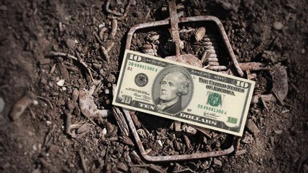 U.S. Dollar Dead?