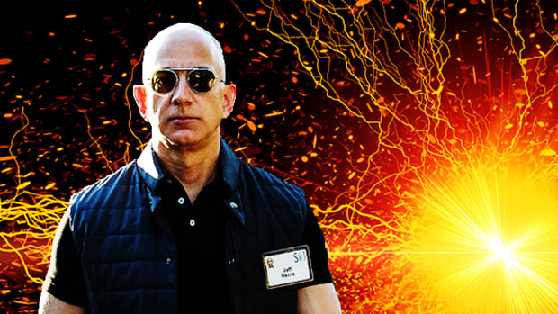 Why Amazon's Future Is Brighter Than Any Company on the Face of the Earth