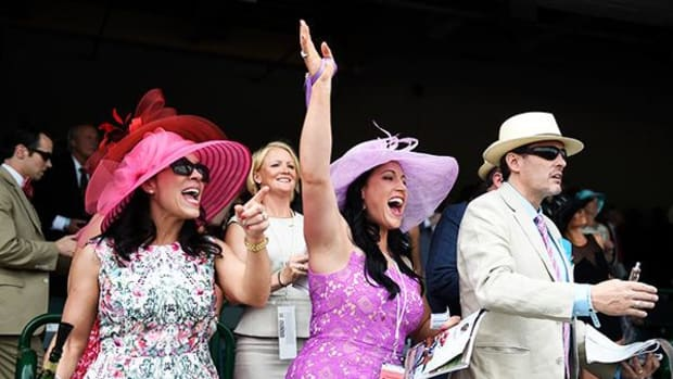 Is the Size of Your Kentucky Derby Hat an Economic Indicator?