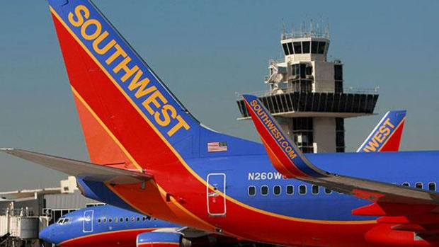 5. The Most Popular Airline for Extras: Southwest