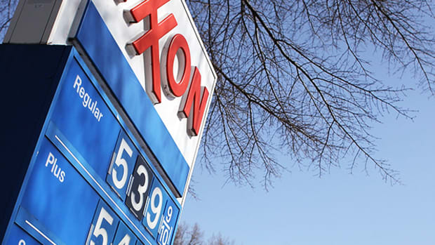 Labor Day Sees Gas Prices at a Two-Year High