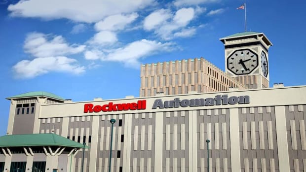 Sell Rockwell Automation and Buy Emerson Electric, Jim Cramer Says
