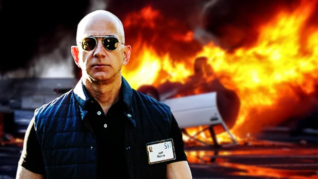 How To Get Your Body Ripped Just Like Amazon Billionaire Jeff Bezos