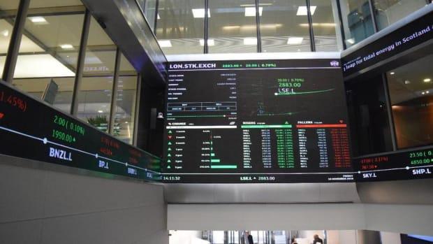 Global Financial News: European Stocks Pause