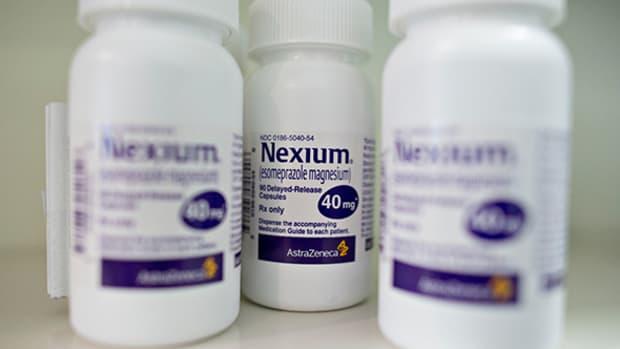 Lannett Scores FDA OK for Nexium Generic-Biotech Movers