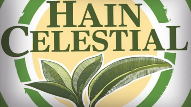 Why Hain Celestial is the Top Consumer Staple