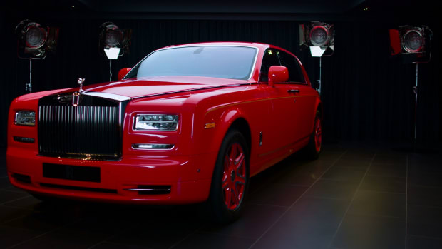 What the Most Expensive Rolls-Royce Looks Like … Yup, It Has Gold!