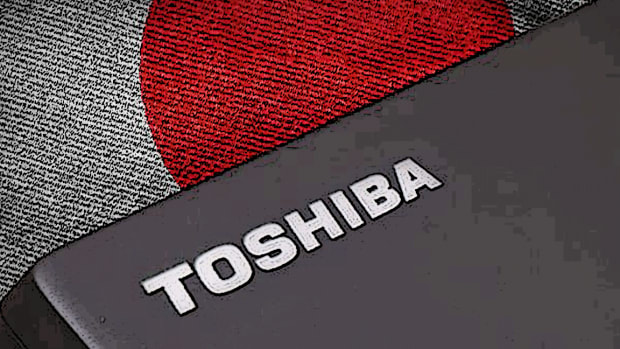 Toshiba's Chip-Making Bedfellows Are a Complicated Group