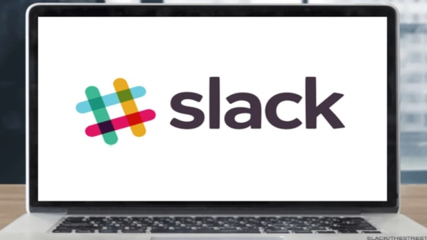 Is Amazon Using Slack To Send Apple A Message?