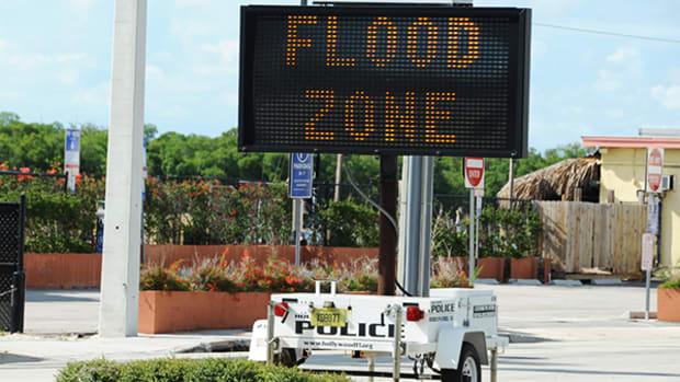 We Just Visited This Millionaire Neighborhood in Florida Before Hurricane Irma
