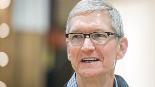 Apple CEO Tim Cook Sees This Area of Tech as the 'Mother' Of All Projects