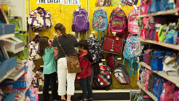 Back to School Shopping: Some States Offering Tax Breaks on Supplies