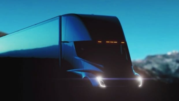 Here Are All the Companies We Know That Have Ordered Tesla's Electric Semi Truck