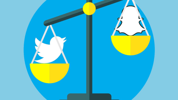 Snap May Be Down, but It Won't Go the Way of Twitter