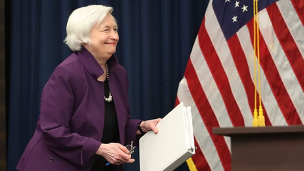 'It's Not the Federal Reserve's Job to Protect Investors From Losses,' Says Fed President