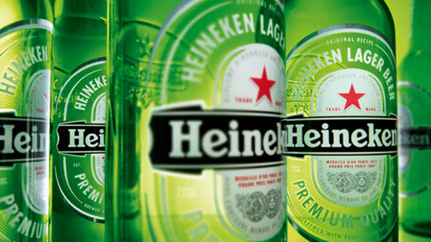 Heineken in Talks to Buy Brazil's Second-Largest Brewery From Kirin