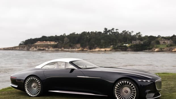 5 Game-Changing Mercedes-Benz Cars Besides Its New 20 Foot Luxury Land Yacht