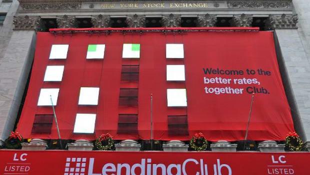 Lending Club Slumps as 23% Slide in Loans Fuels Quarterly Loss