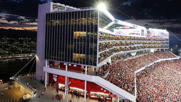 3. Levi's Stadium