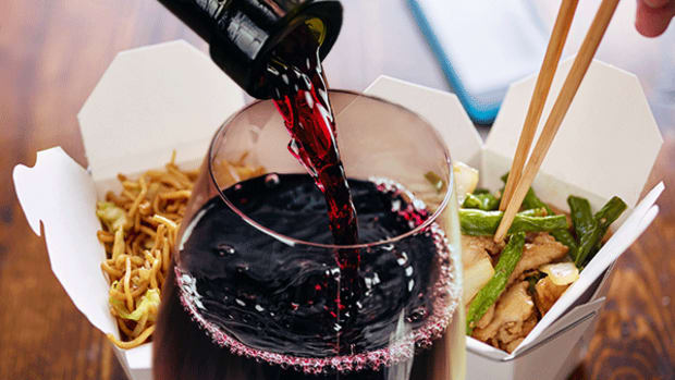 Ordering In on Valentine's Day? (Smart!) Pair Your Takeout with the Perfect Wine