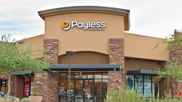 Wave goodbye to your local Payless, possibly.