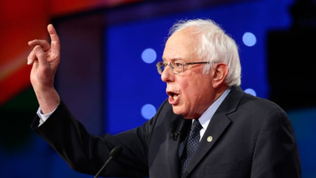 Sanders Proposes Medicare for All, Can't Say How Much It Costs