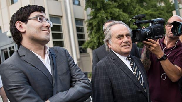 'Pharma Bro' Shkreli is Jailed After Judge Revokes His $5 Million Bond