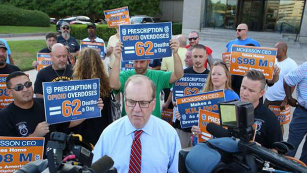 Teamsters Mark Victory Against Executive Pay at Drug Titan McKesson