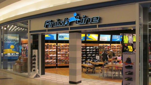 Video: Jim Cramer on What The Finish Line's Results Mean for Macy's and Nike