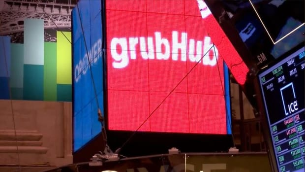GrubHub Could Find an Unlikely Ally in Donald Trump