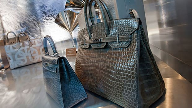 Hermes Says First-Half Profit Should Be Near All Time High Despite Slowing Sales Growth
