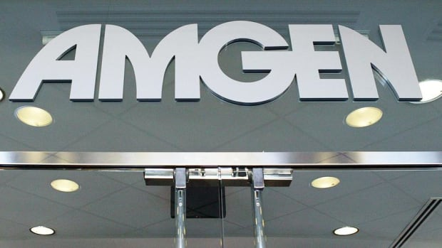 Jim Cramer: I Don't Want to Give Up On Amgen