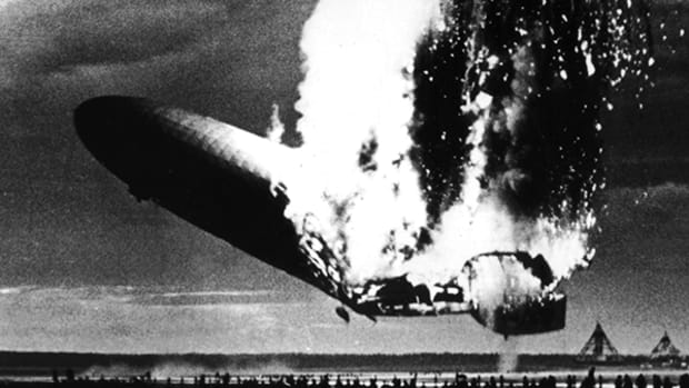 The Stock Market's Crazed Personality Triggers the Critical 'Hindenburg Omen'