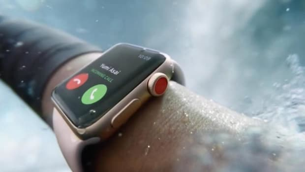 Video: Apple Shows Off the New Apple Watch Series 3