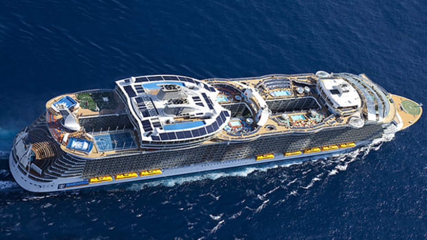 Royal Caribbean Whips Carnival and Norwegian in This Area