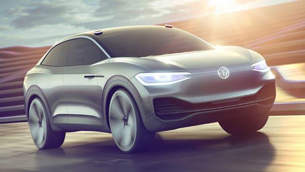 Volkswagen's EV Concept, Shown in Shanghai, Could Face Weak Consumer Demand in 2020